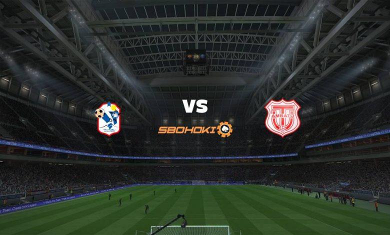 Live Streaming Manta F.C. vs Técnico Universitario 9 April 2021 1