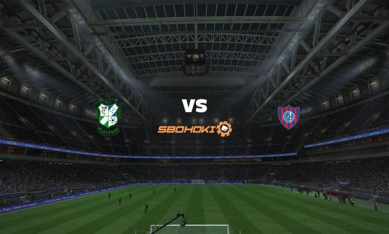 Live Streaming Platense vs San Lorenzo 10 April 2021 1