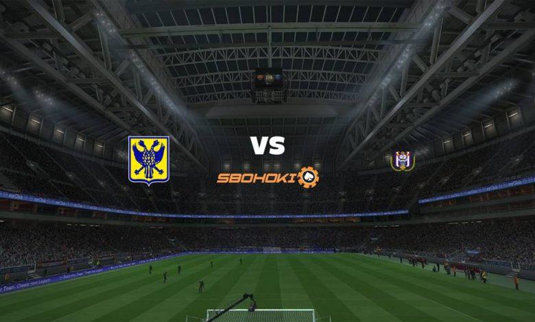 Live Streaming Sint-Truidense vs Anderlecht 18 April 2021 1