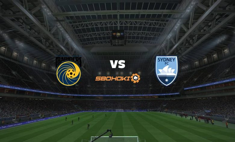 Live Streaming Central Coast Mariners vs Sydney FC 24 April 2021 1
