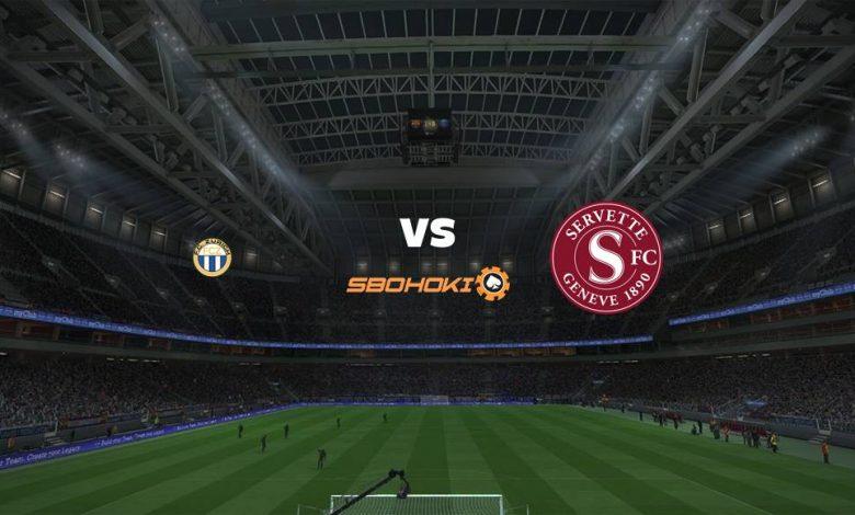 Live Streaming FC Zürich vs Servette 11 April 2021 1