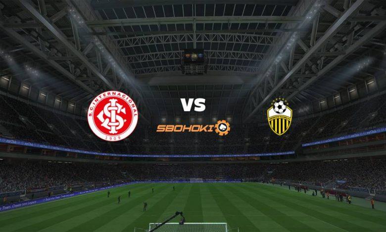 Live Streaming Internacional vs Deportivo Táchira 27 April 2021 1