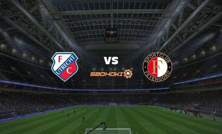 Live Streaming FC Utrecht vs Feyenoord 11 April 2021 1