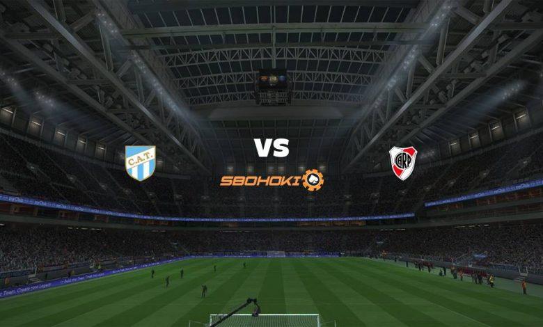 Live Streaming Atlético Tucumán vs River Plate 7 April 2021 1