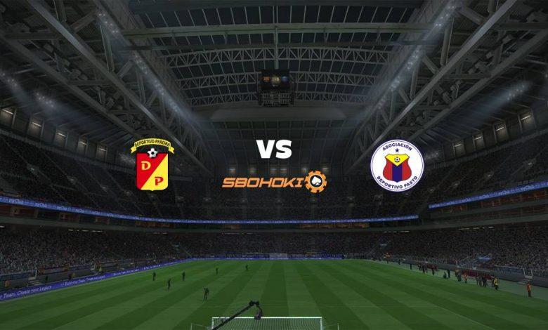 Live Streaming Deportivo Pereira vs Deportivo Pasto 18 April 2021 1