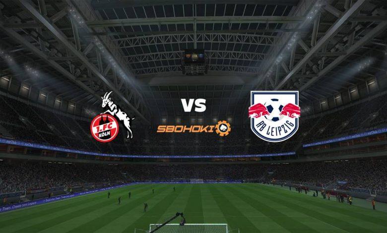 Live Streaming FC Cologne vs RB Leipzig 20 April 2021 1