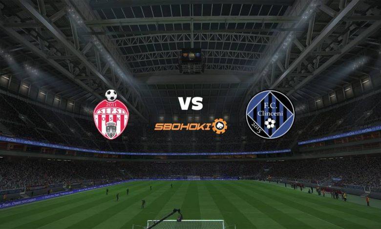 Live Streaming Sepsi Sfantu Gheorghe vs Academica Clinceni 28 April 2021 1
