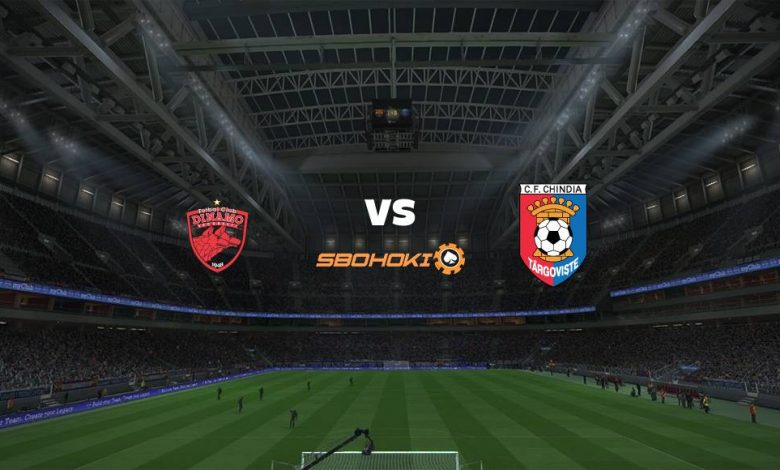 Live Streaming Dinamo Bucuresti vs Chindia Targoviste 20 April 2021 1