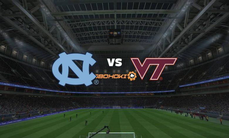 Live Streaming North Carolina vs Virginia Tech 2 April 2021 1