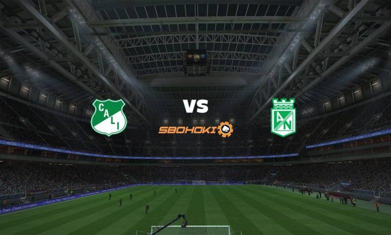 Live Streaming Deportivo Cali vs Atlético Nacional 11 April 2021 1