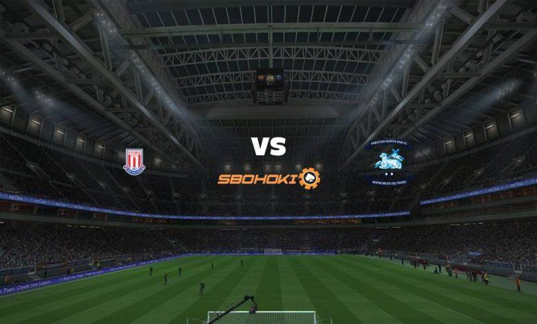 Live Streaming Stoke City vs Preston North End 17 April 2021 1
