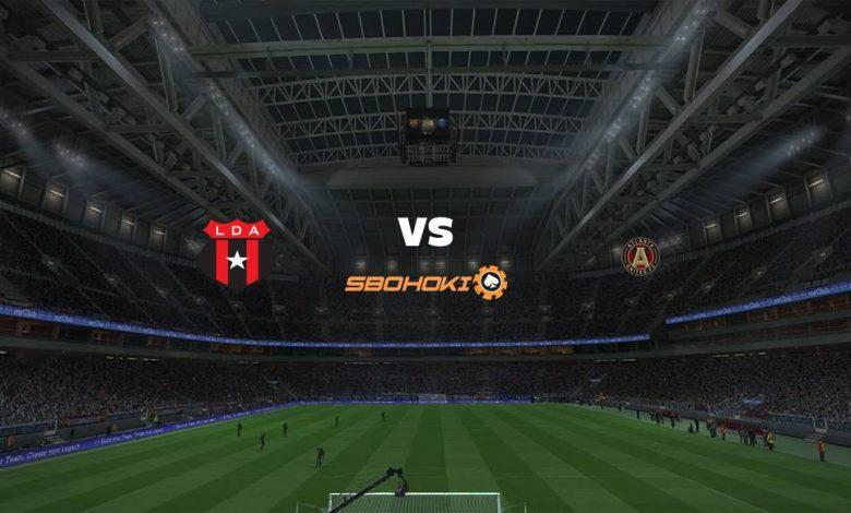 Live Streaming Alajuelense vs Atlanta United FC 7 April 2021 1