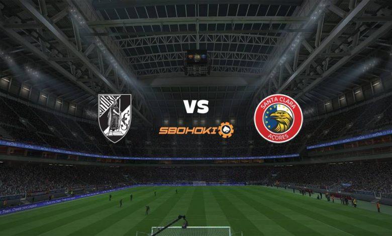 Live Streaming Guimaraes vs Santa Clara 17 April 2021 1