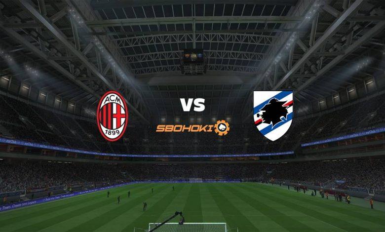Live Streaming Milan vs Sampdoria 3 April 2021 1