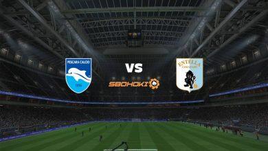 Photo of Live Streaming  Pescara vs Virtus Entella 27 April 2021