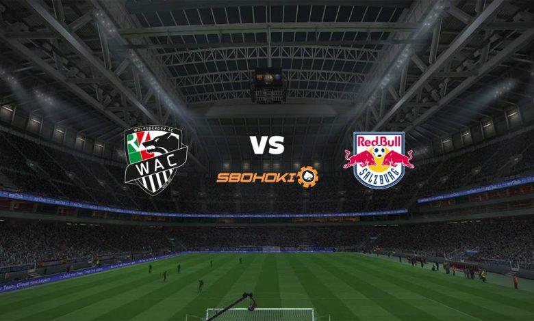 Live Streaming Wolfsberger vs FC Salzburg 25 April 2021 1