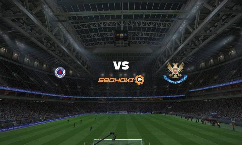 Live Streaming Rangers vs St Johnstone 25 April 2021 1