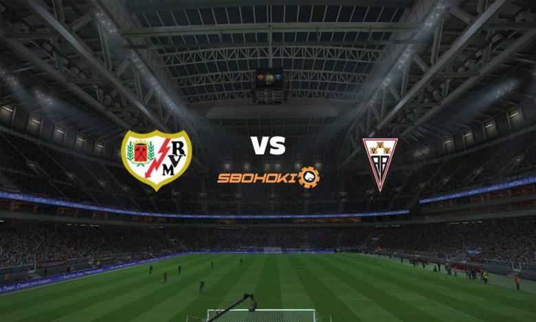 Live Streaming Rayo Vallecano vs Albacete 26 April 2021 1