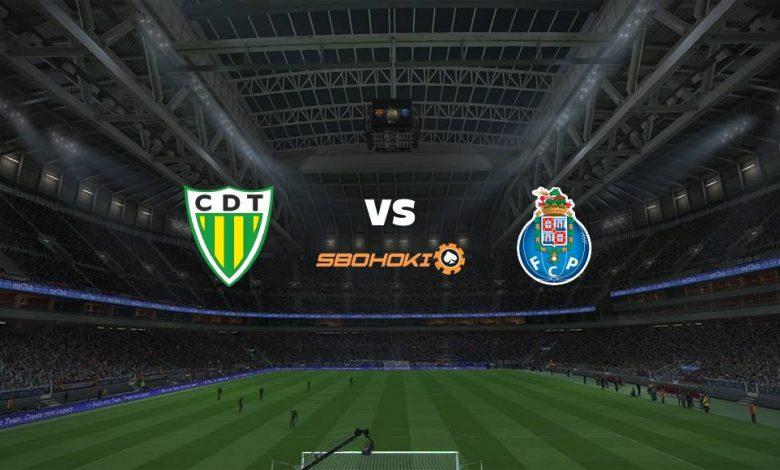 Live Streaming Tondela vs FC Porto 10 April 2021 1