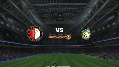 Photo of Live Streaming  Feyenoord vs Fortuna Sittard 4 April 2021