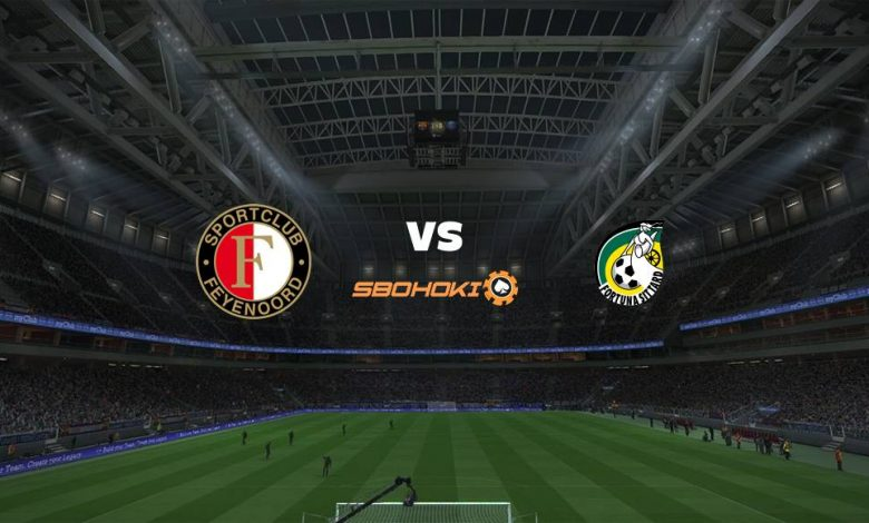 Live Streaming Feyenoord vs Fortuna Sittard 4 April 2021 1
