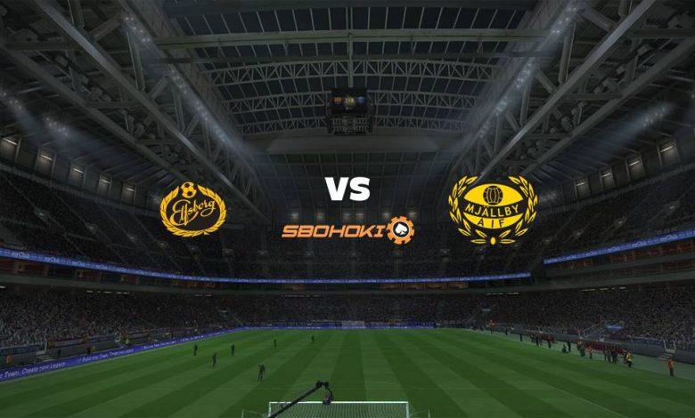 Live Streaming Elfsborg vs Mjallby 26 April 2021 1