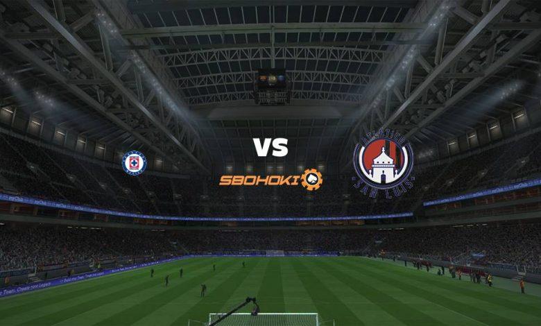 Live Streaming Cruz Azul vs Atlético San Luis 24 April 2021 1