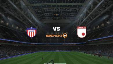 Photo of Live Streaming  Atlético Junior vs Independiente Santa Fe 25 April 2021