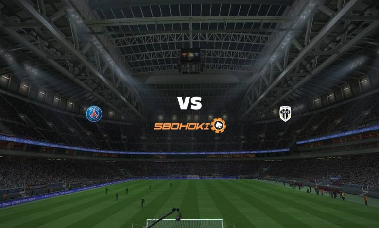 Live Streaming Paris Saint-Germain vs Angers 21 April 2021 1