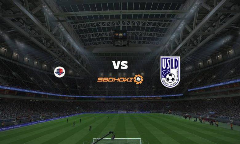 Live Streaming Caen vs Dunkerque 20 April 2021 1