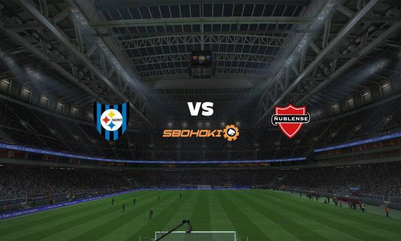 Live Streaming Huachipato vs Ñublense 16 April 2021 1
