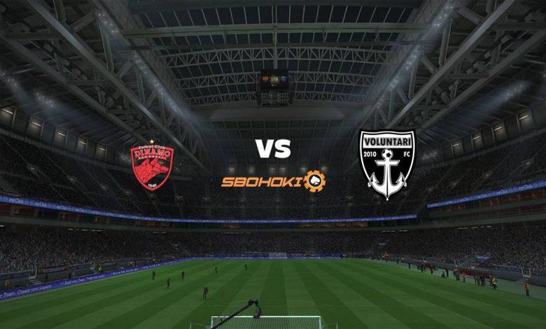Live Streaming Dinamo Bucuresti vs Voluntari 27 April 2021 1