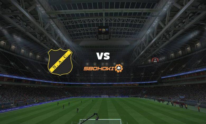 Live Streaming NAC Breda vs Excelsior 23 April 2021 1