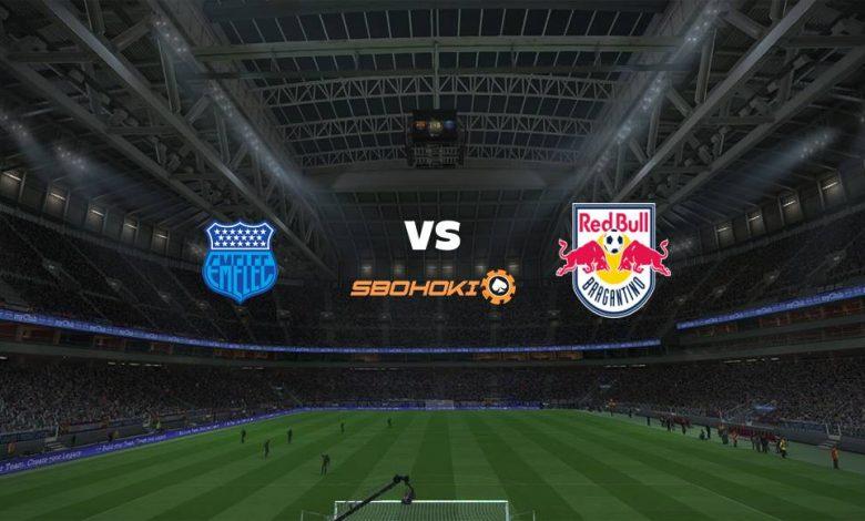 Live Streaming Emelec vs Red Bull Bragantino 29 April 2021 1