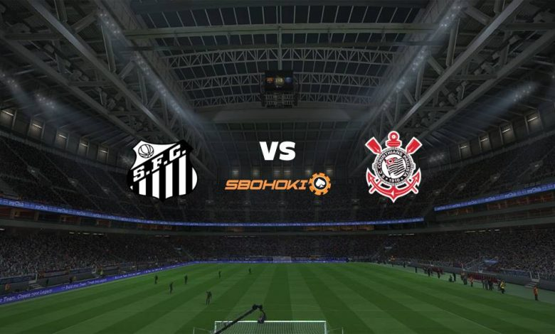 Live Streaming Santos vs Corinthians 25 April 2021 1