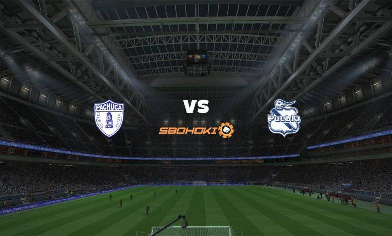 Live Streaming Pachuca vs Puebla 13 April 2021 1