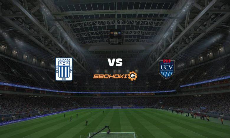 Live Streaming Alianza Lima vs César Vallejo 24 April 2021 1