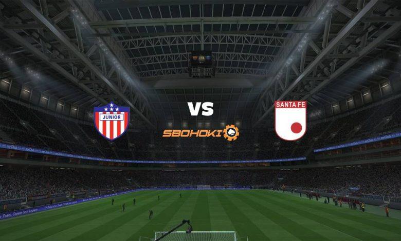 Live Streaming Atlético Junior vs Independiente Santa Fe 23 April 2021 1