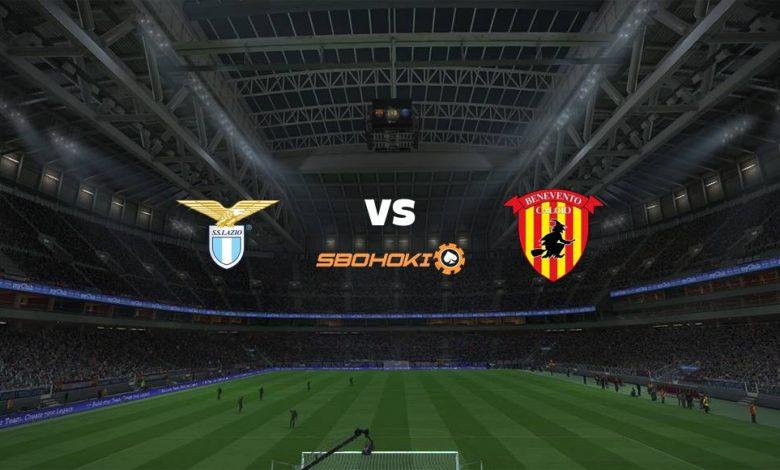 Live Streaming Lazio vs Benevento 18 April 2021 1