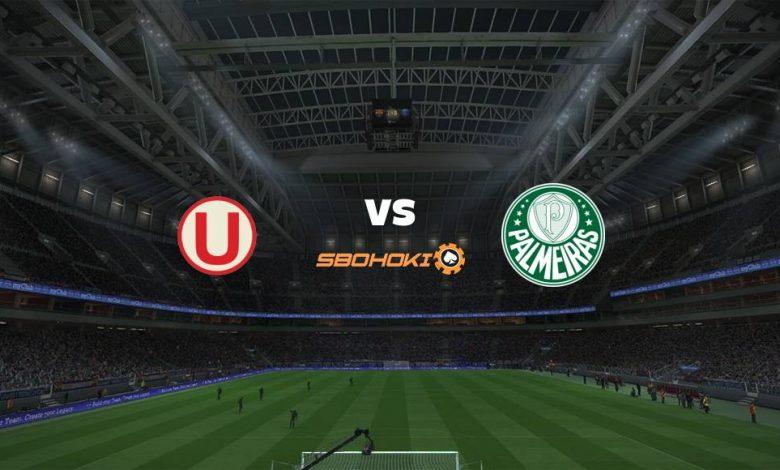 Live Streaming Universitario vs Palmeiras 22 April 2021 1