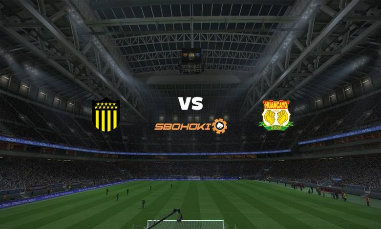 Live Streaming Peñarol vs Sport Huancayo 23 April 2021 1
