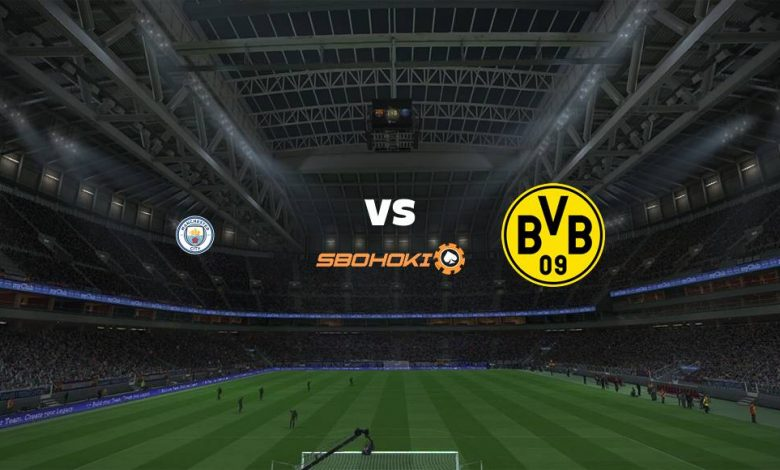 Live Streaming Manchester City vs Borussia Dortmund 6 April 2021 1