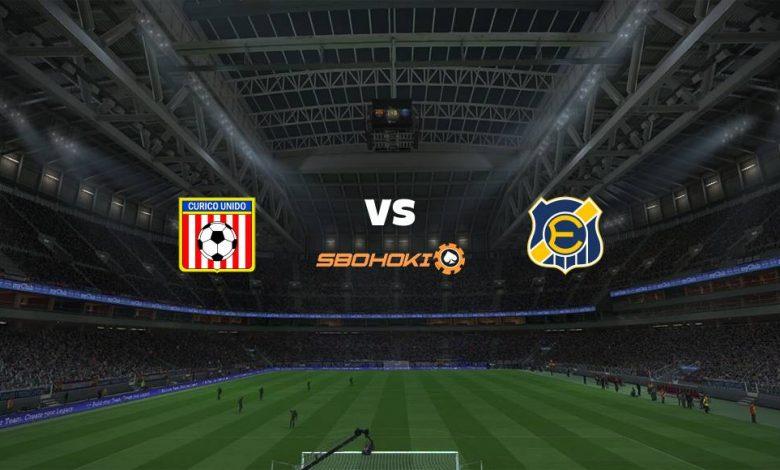 Live Streaming Curicó Unido vs Everton CD 24 April 2021 1