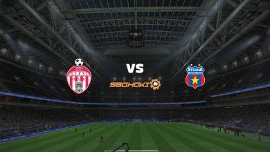 Photo of Live Streaming  Sepsi Sfantu Gheorghe vs FCSB 10 April 2021