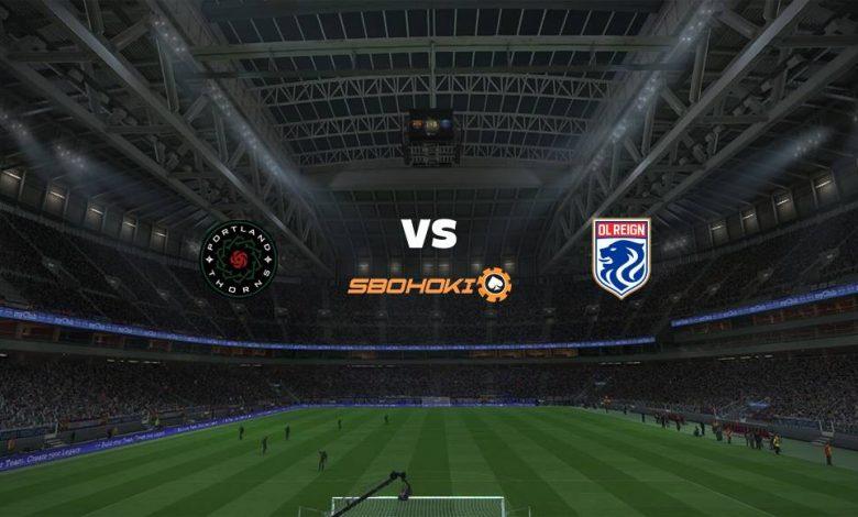 Live Streaming Portland Thorns FC vs OL Reign 22 April 2021 1