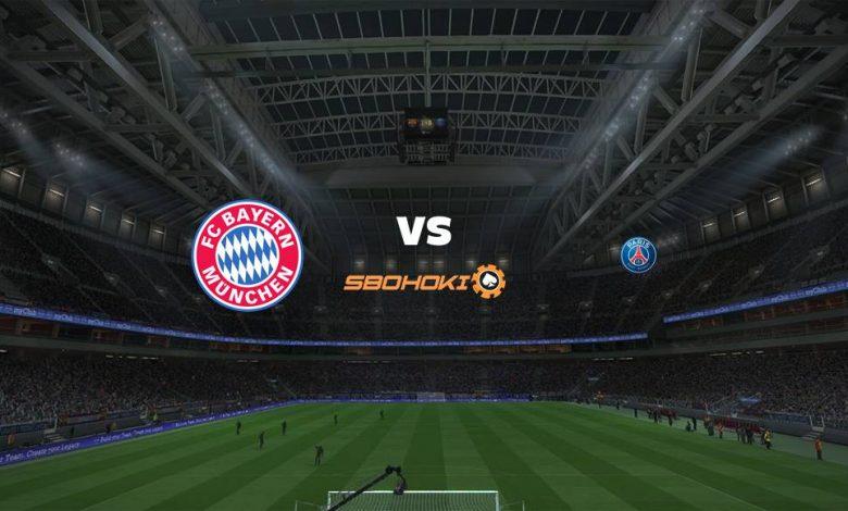 Live Streaming Bayern Munich vs Paris Saint-Germain 7 April 2021 1