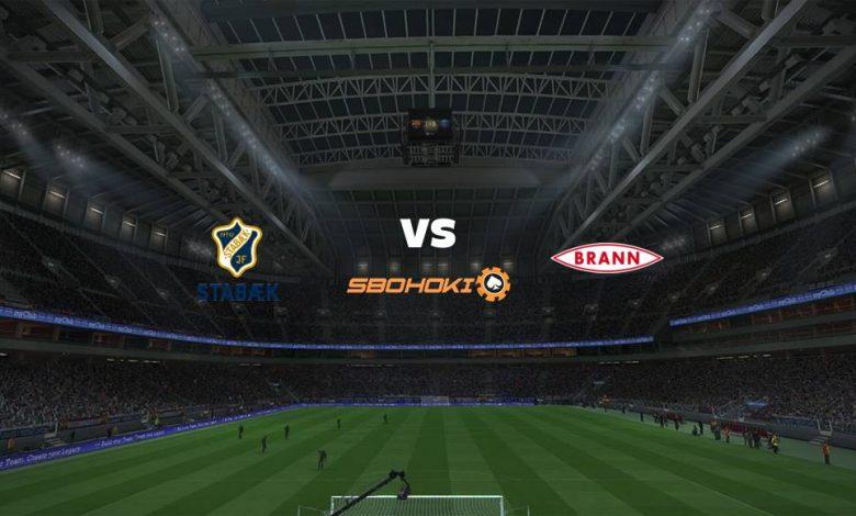 Live Streaming Stabaek vs SK Brann (PPD) 24 April 2021 1