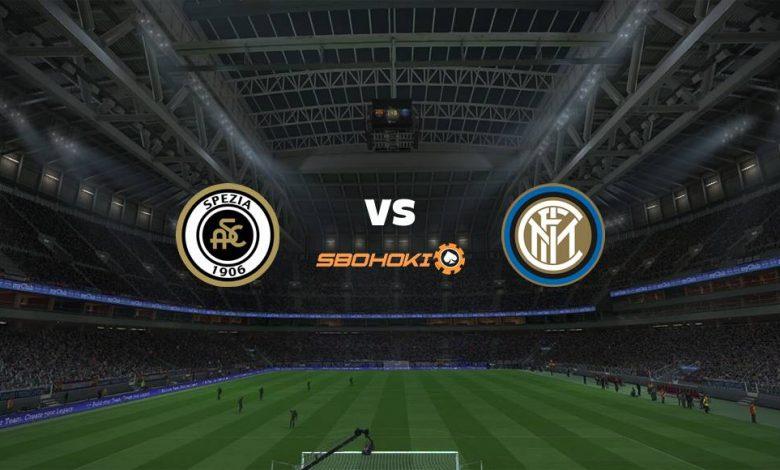 Live Streaming Spezia vs Inter Milan 21 April 2021 1