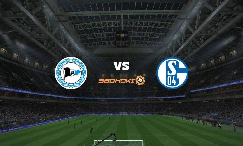 Live Streaming Arminia Bielefeld vs Schalke 04 20 April 2021 1