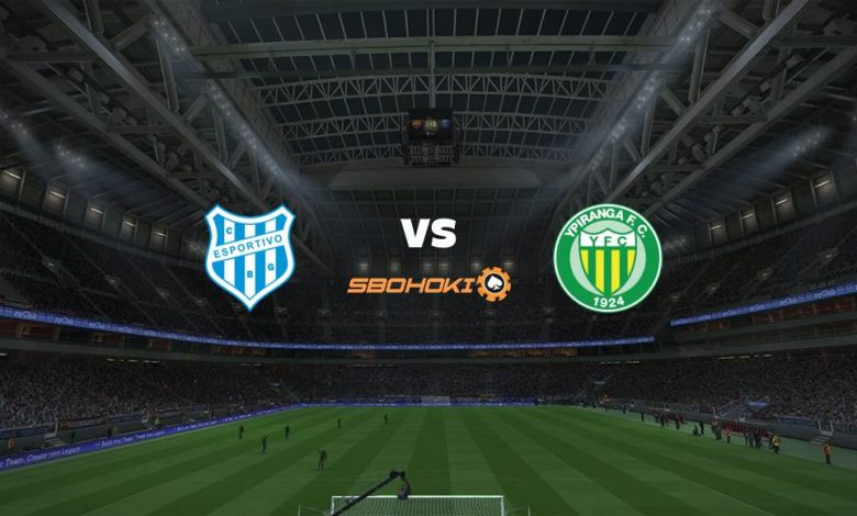 Live Streaming Esportivo-RS vs Ypiranga 9 April 2021 1